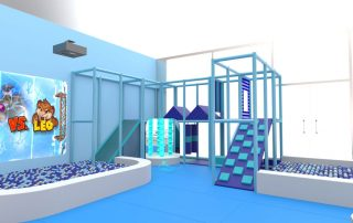 sensory playground design