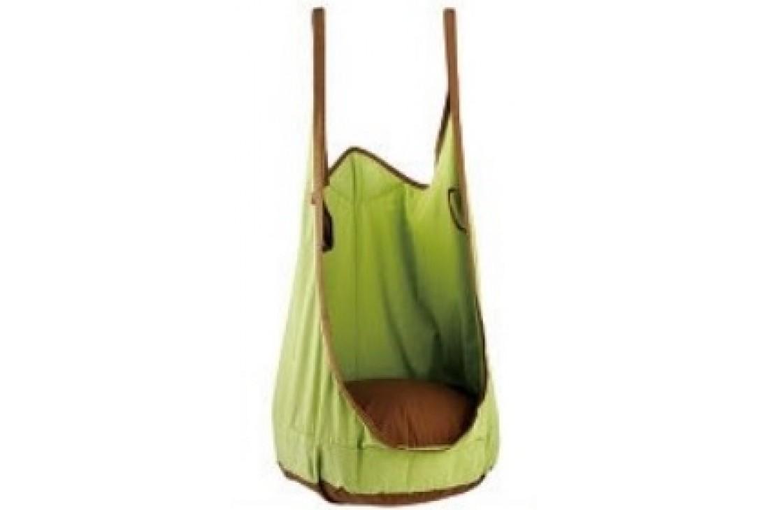 Pod Chair Swing Green