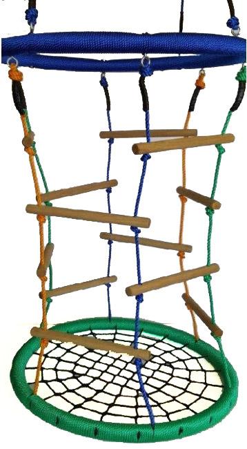 ladder nest swing