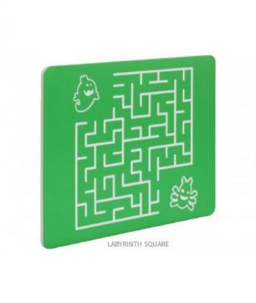 Sensory Play Panel Labyrinth Square