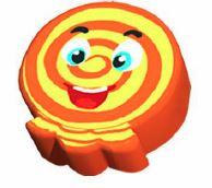 Candy Swirl Cushion