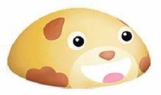 soft cushion dog