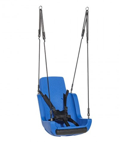 Special Needs Swing with Safety Harness