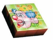 circus clown blocks