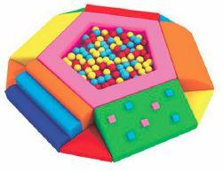 assembled ball pool